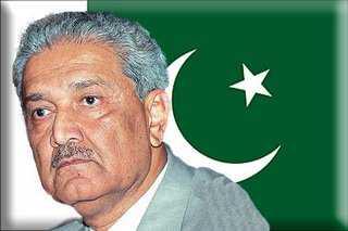 Pakistan's Abdul Qadir Khan