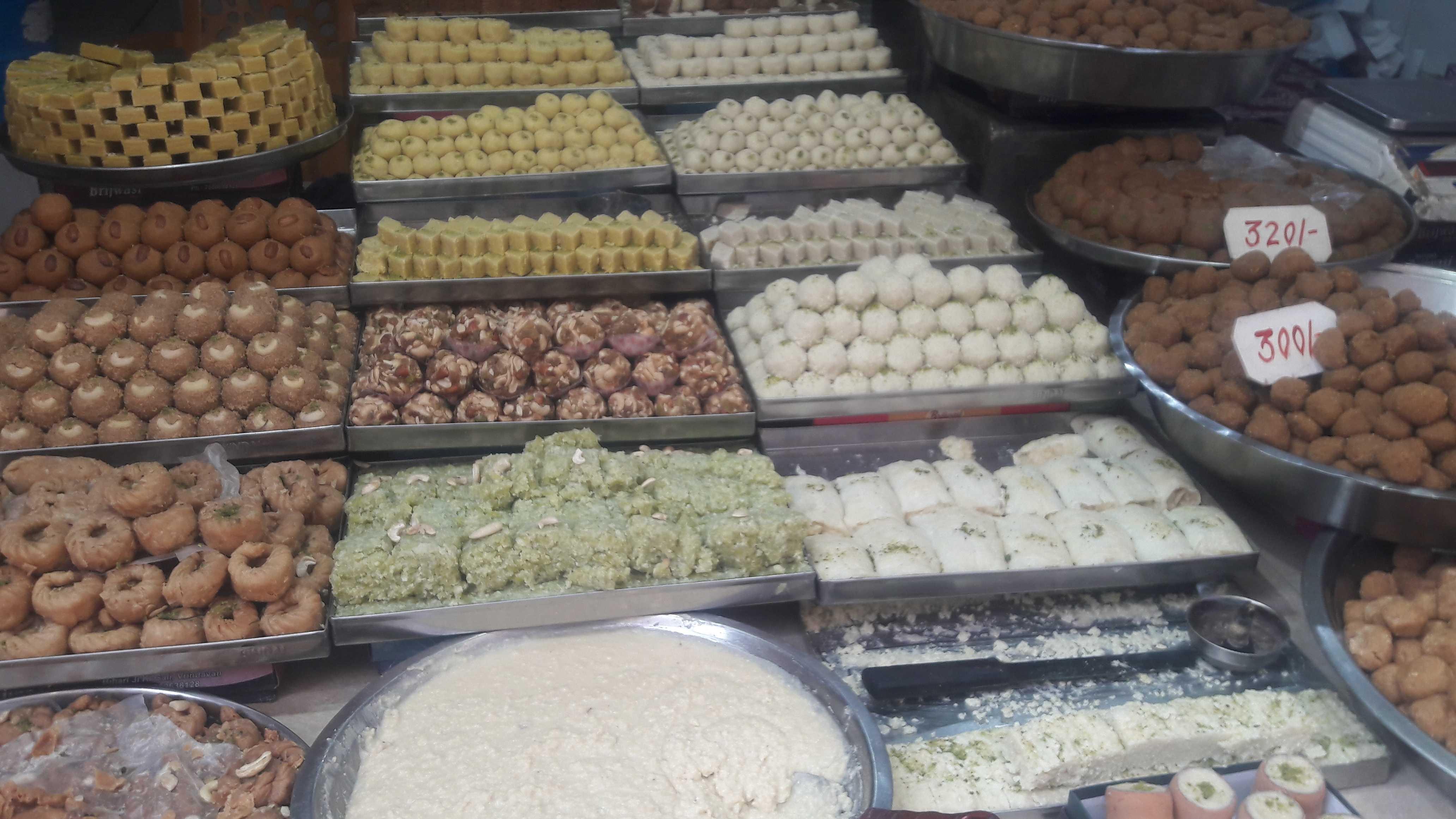 biquitous mithai shops every few steps-fnbworld