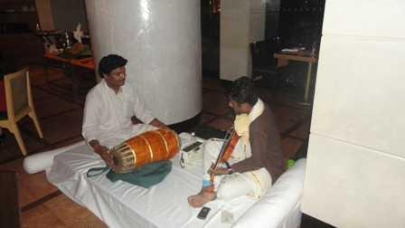 andhra musicians