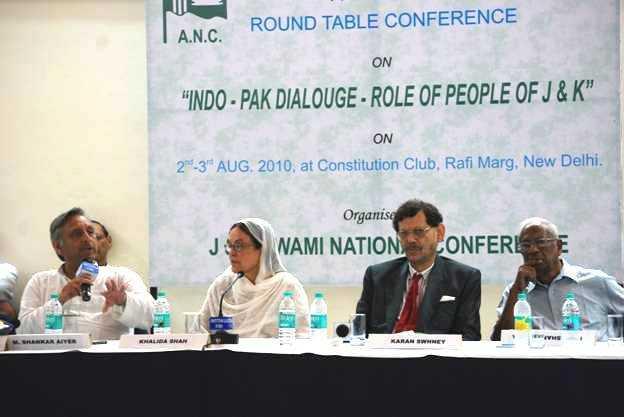 ANC - Indo-Pak Dialogue