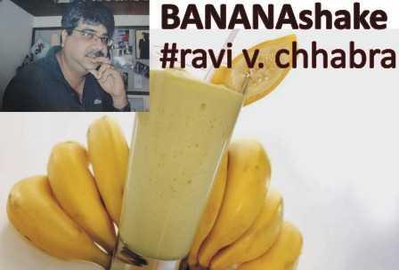 banana shake-fnbworld