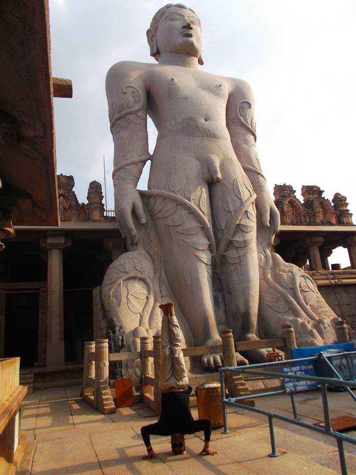Badari Narayan opposite Buddha-fnbworld