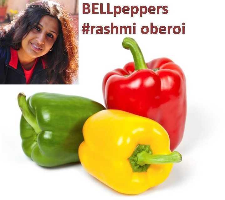 Bell peppers by Rashmi Oberoi- fnbworld.com