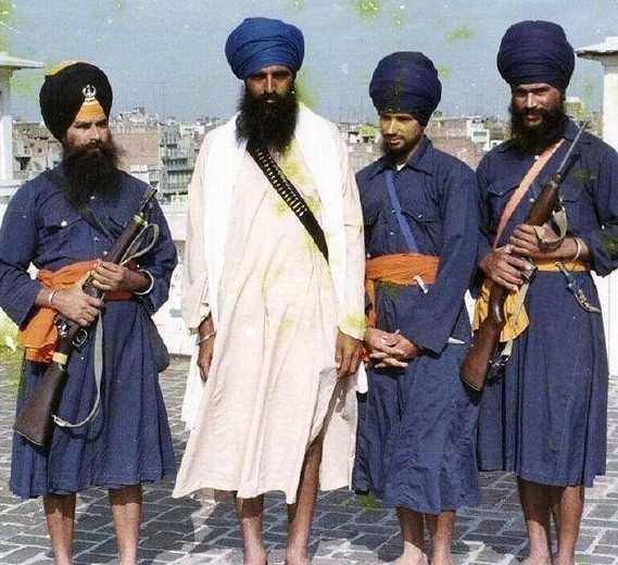 Jarnail Singh Bhinderanwale-fnbworld