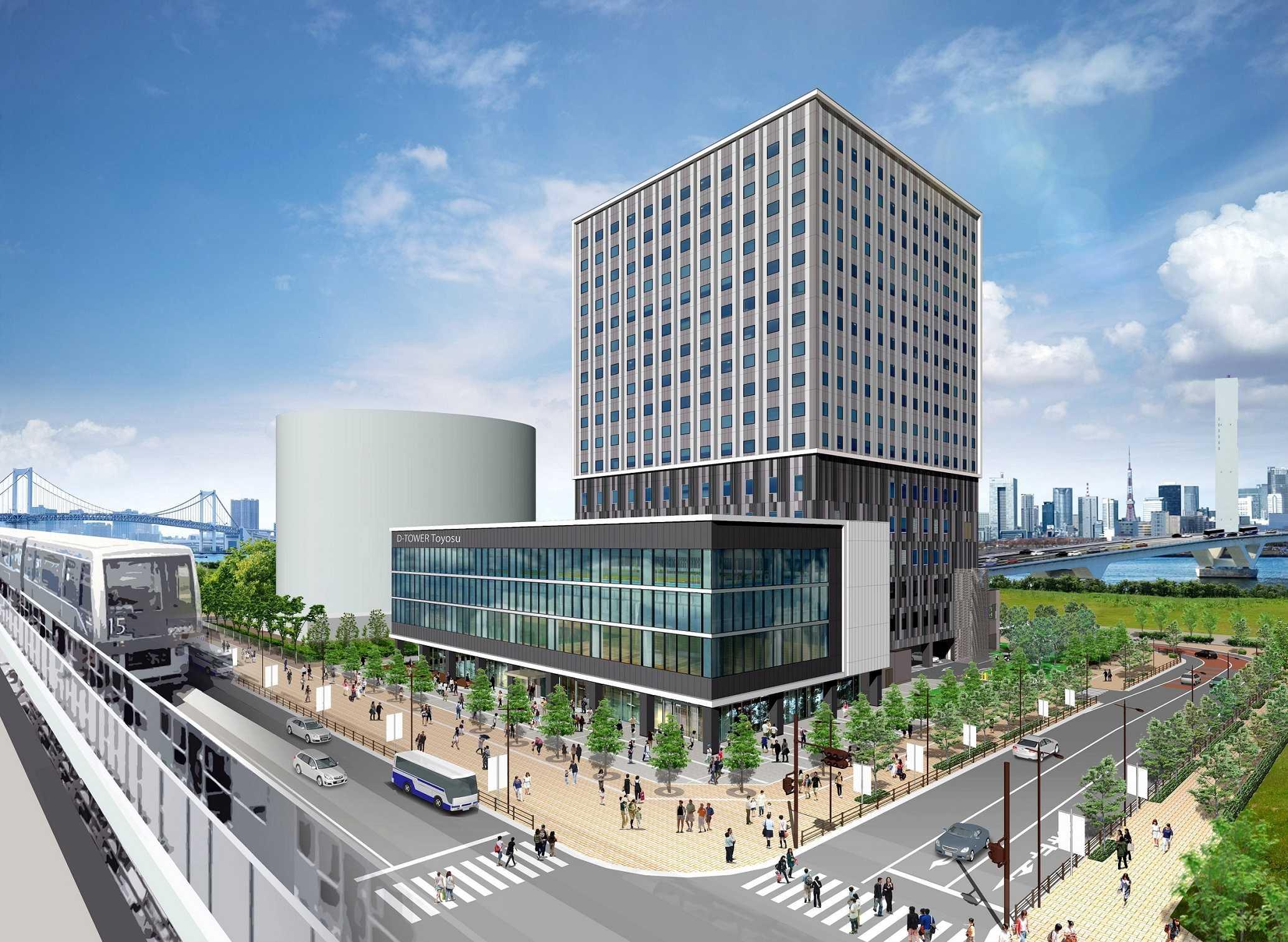 Hotel Jal City, Toyosu-fnbworld-factology