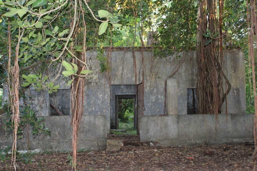 Goa Cama De Rama Fort-fnbworld