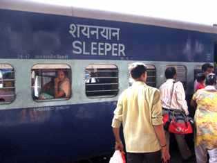 An Indian Train-fnbworld