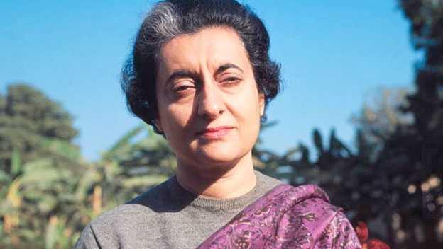 Indira Priyadarshini Gandhi-fnbworld