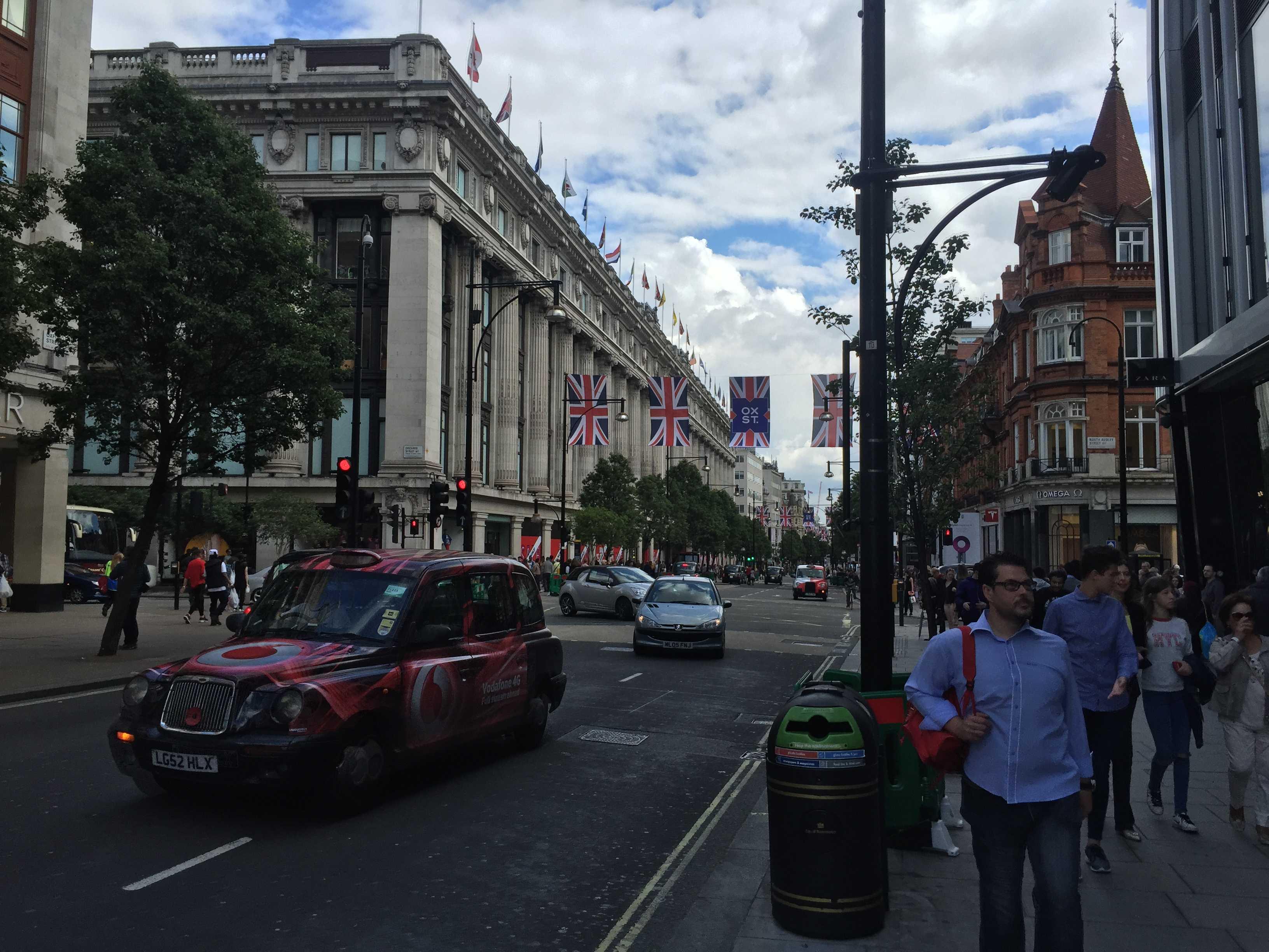 A street in London-fnbworld