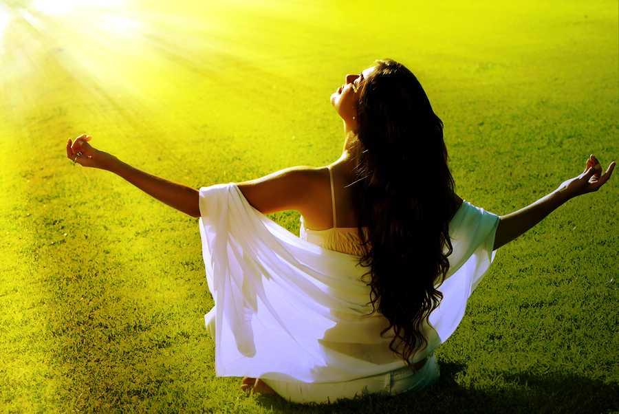 Meditation lady-fnbworld
