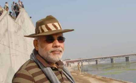 Modi as new PM of India-fnbworld