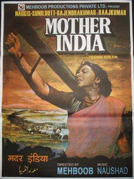 The Nargis-Sunil Dutt starrer: Mother India
