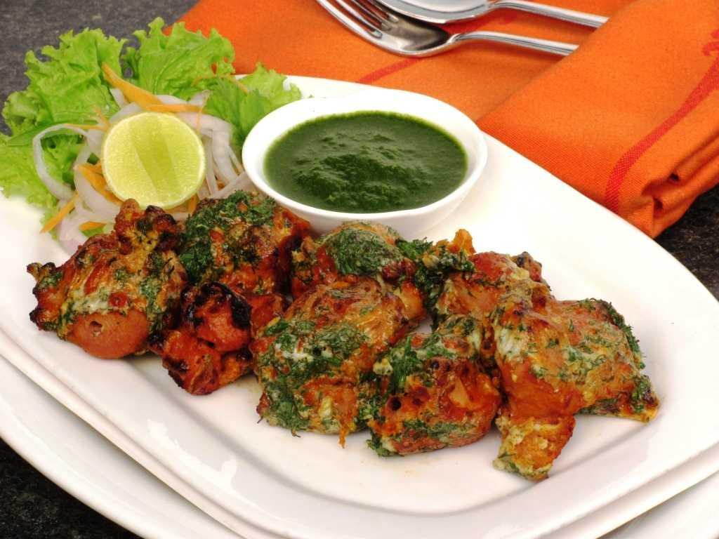Special Kebabs at Chor Bizarre