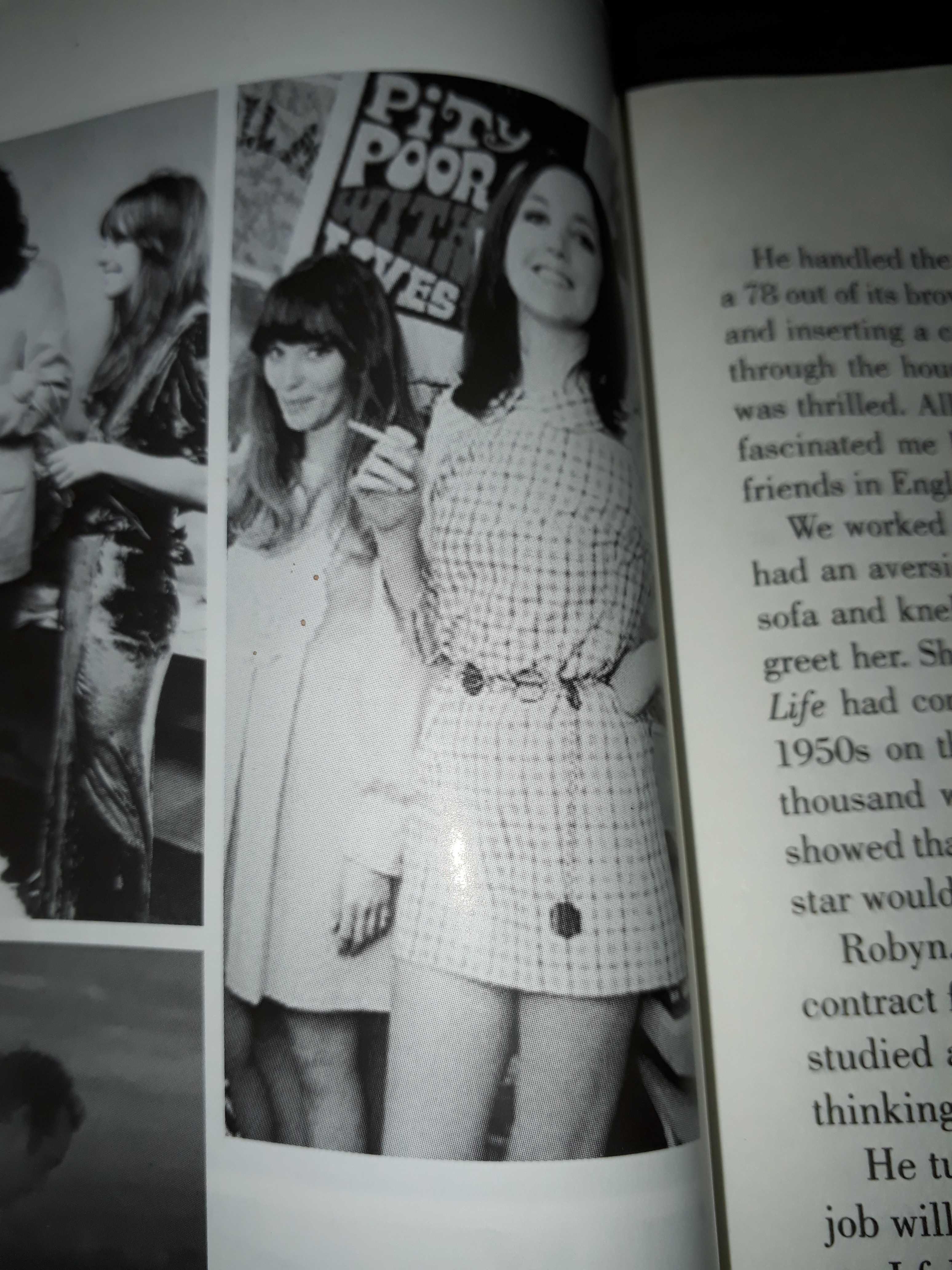 Pauline Butcher's book page photo - 1971-fnbworld