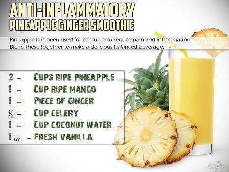 Pineapple benefits-fnbworld