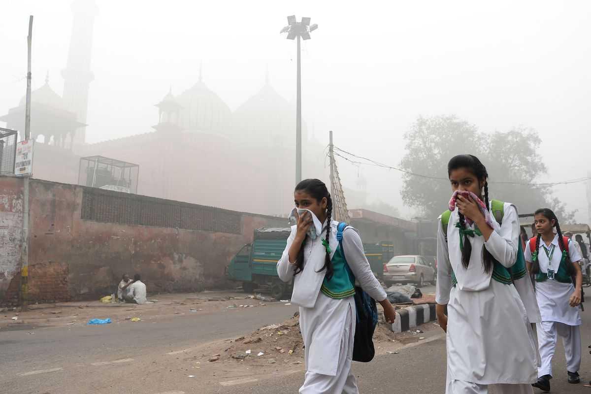 Students save themselves year after year-sunita narain-fnbworld