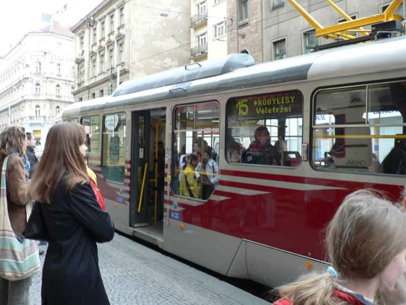Prague Tram-fnbworld--Ravi V. Chhabra-Chaitali Aggarwal