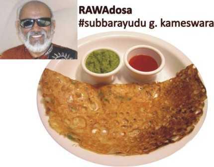 rawadosa subbarayudu g kameswara