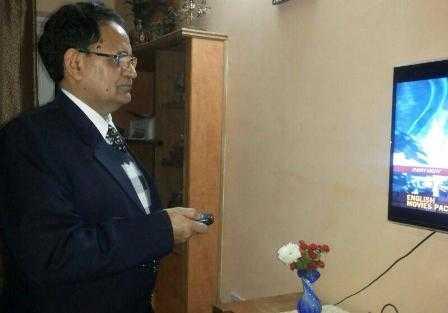 Dr. Ramawatar Sharma