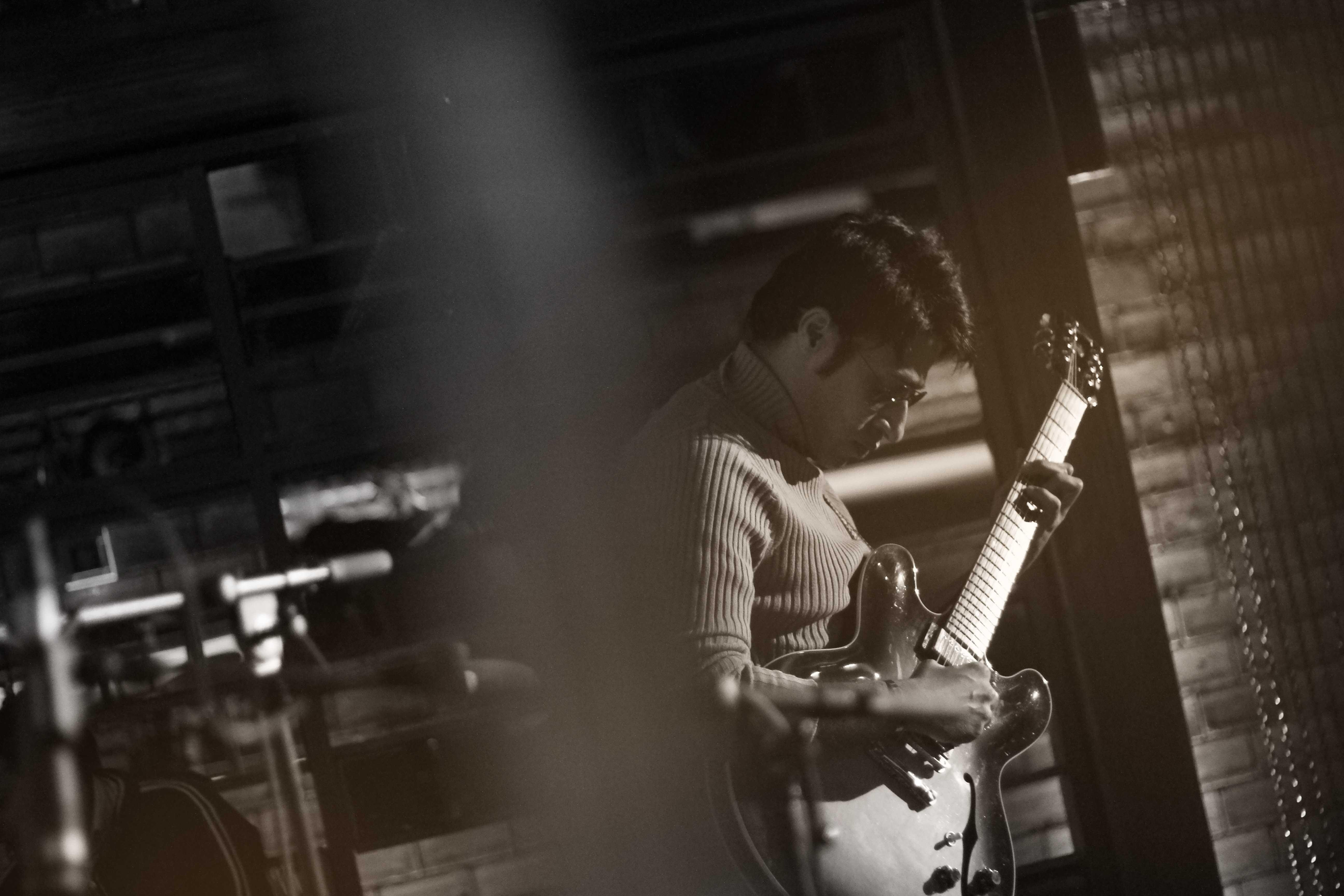 Jazz guitarist Rishie Raj Sachdev-fnbworld