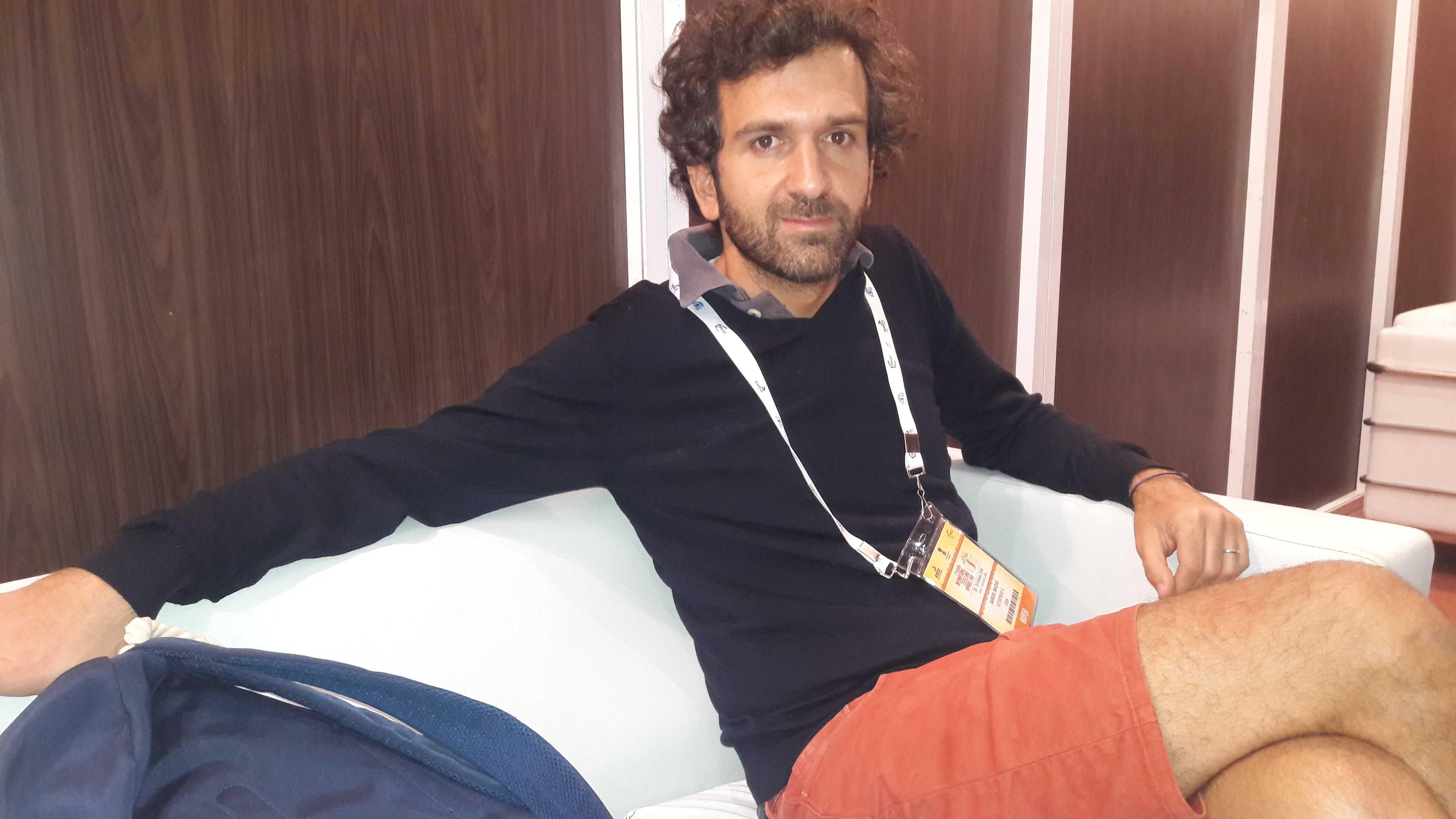 Samuel Macias from Spainfnbworld