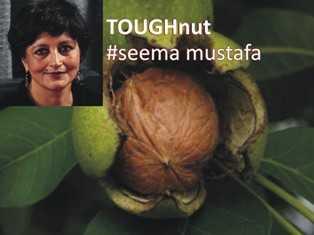 TOUGHnut by Seema Mustafa-fnbworld