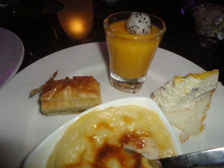 Turkish desserts-fnbworld
