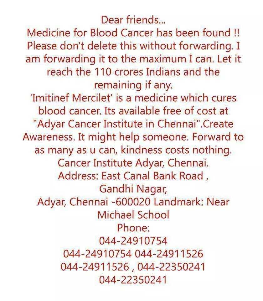 Blood cancer cure-fnbworld