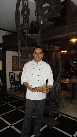 Sr. Sous Chef Pradeep Khullar