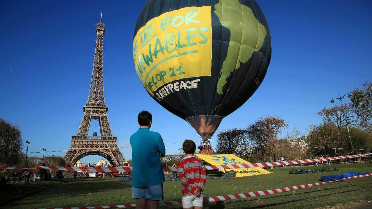 Climate Meet-Paris