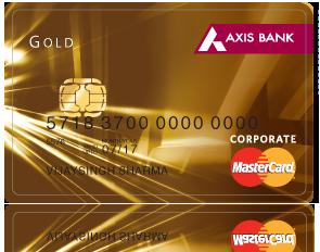 Axis Bank debit card-way to banking-fnbworld