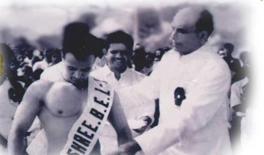 Badari Narayan's father-fnbworld