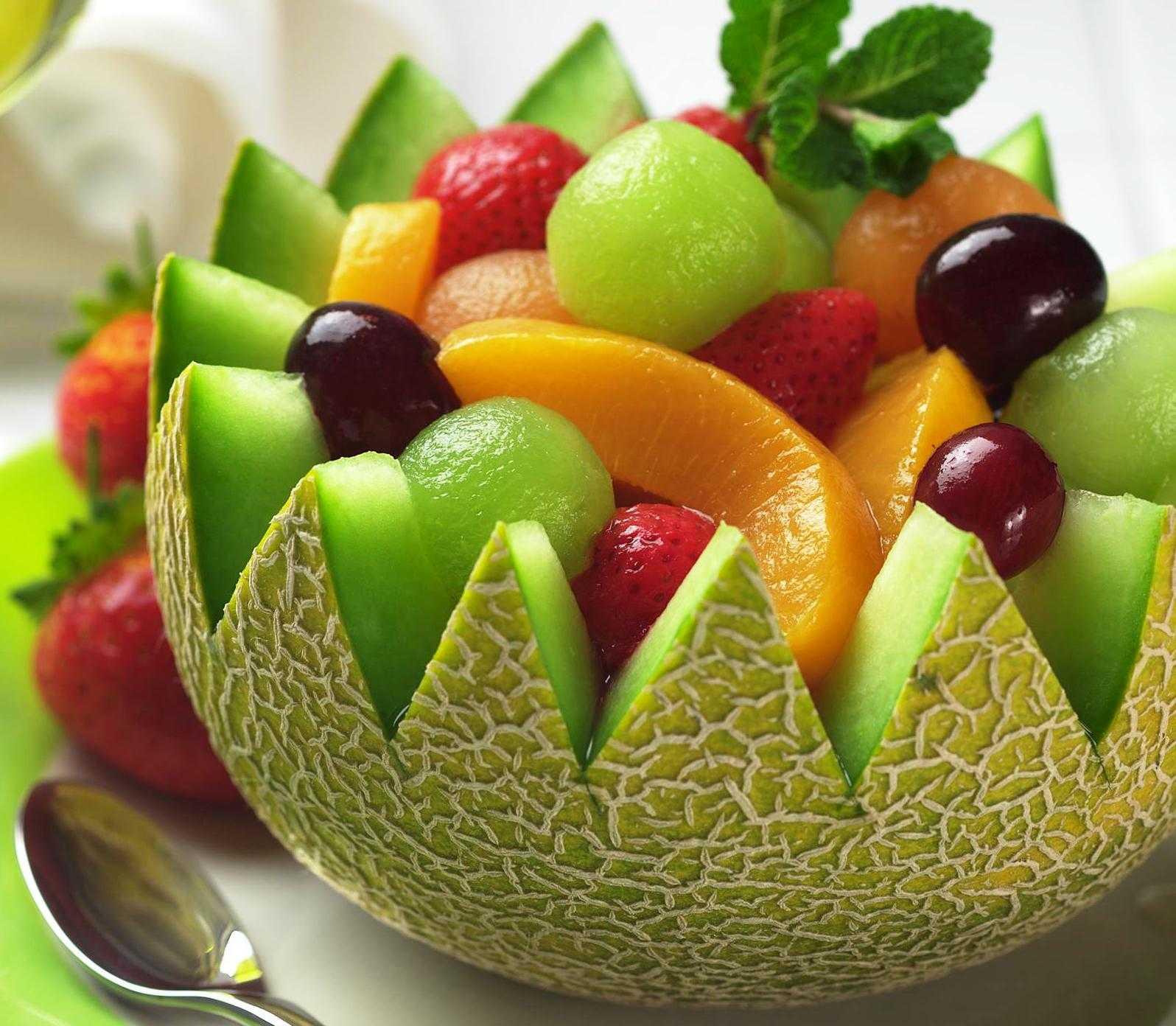 Fresh fruit salad - fnbworld