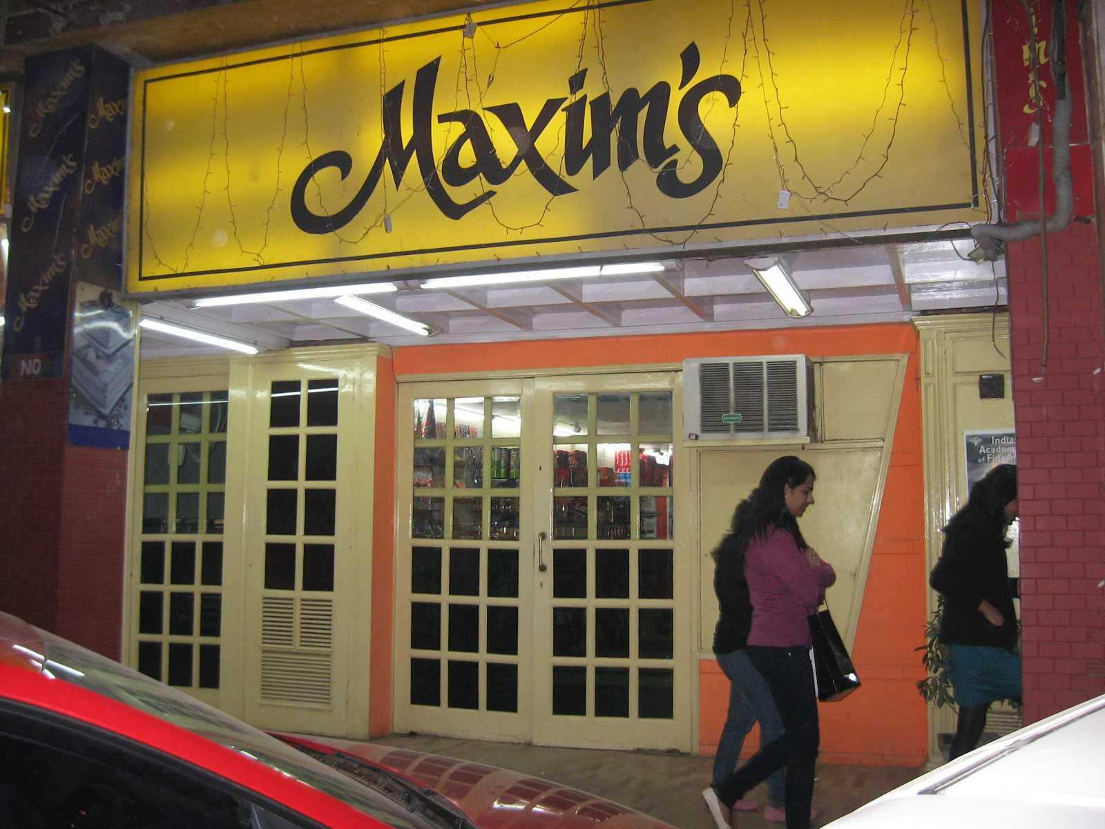 Maxims at Kailash Colony, New Delhi
