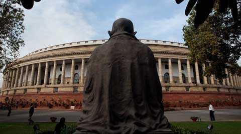 Ruckus in Indian parliament-fnbworld