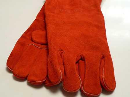saffron gloves are off-fnbworld
