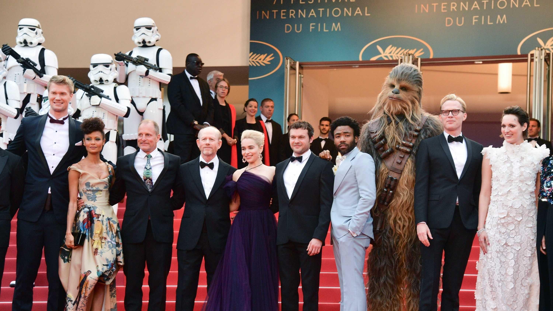 Solo Star Wars Story - fnbworld-Cannes 2018-Lopa Jena Kaul