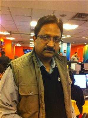 Sudesh Verma-Journalist- Author-fnbworld