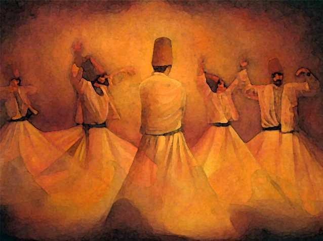 Ecstatic sufi dervishes- Laurence Lecuyer-fnbworld