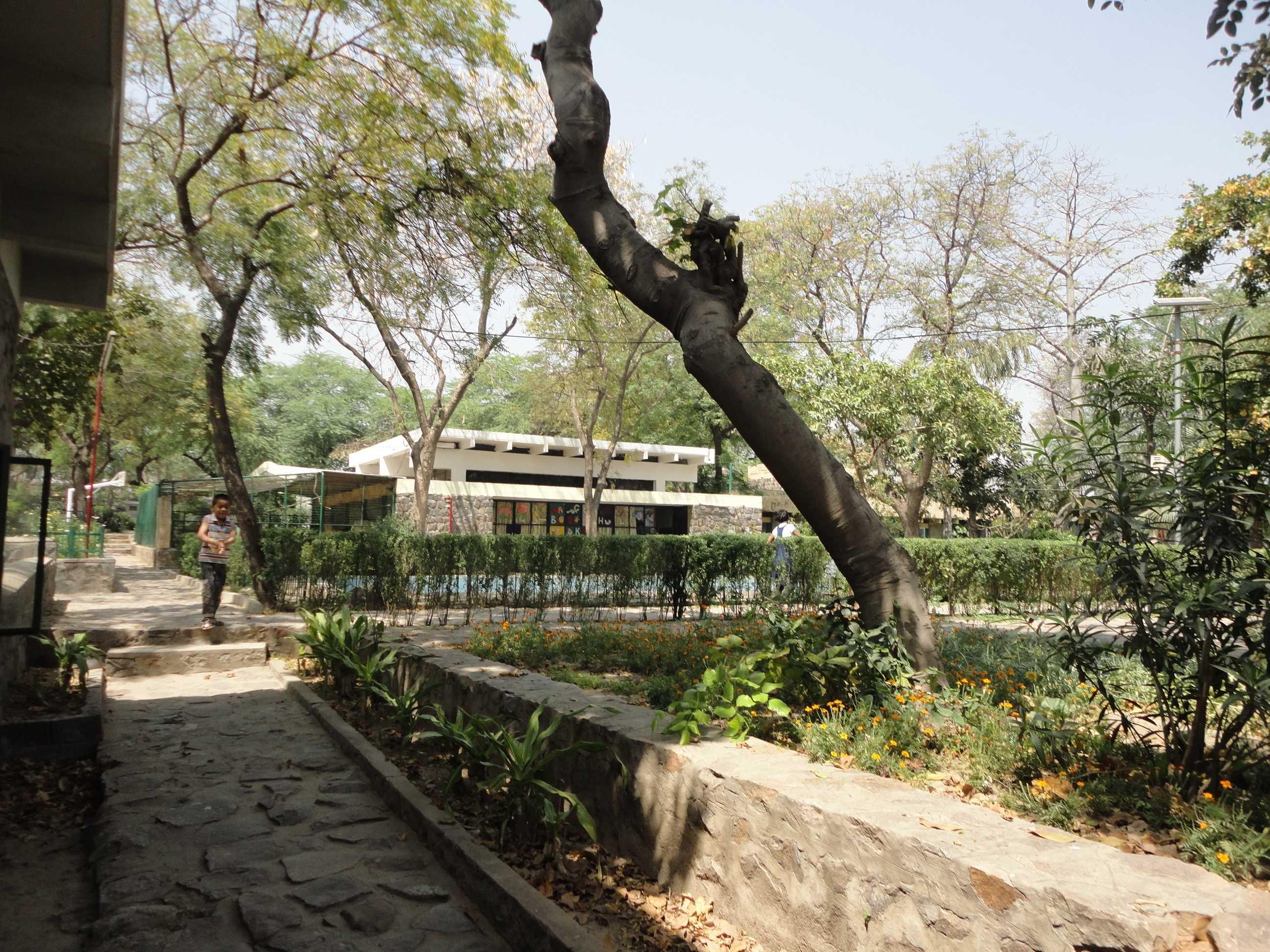 SOS Children's Village in Faridabad