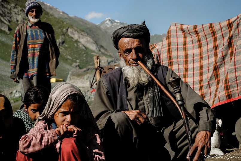 A Bakarwal old man-fnbworld-editorial