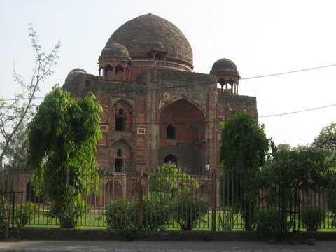 A rich  heritage prevails: Abdur Rahim Khanekhana Tomb