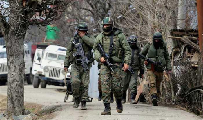 Indian Army in Kashmir-fnbworld