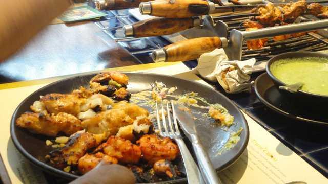 Awadhi cuisine: photo by right impact media inc