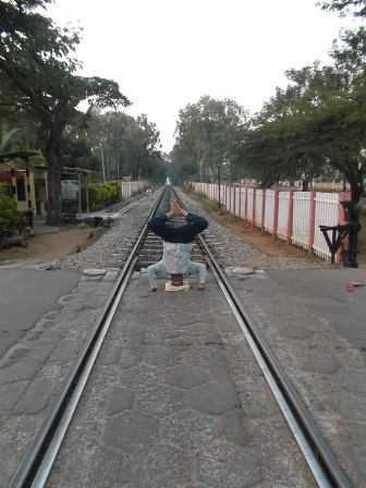 Locomotive Badari Narayan-fnbworld
