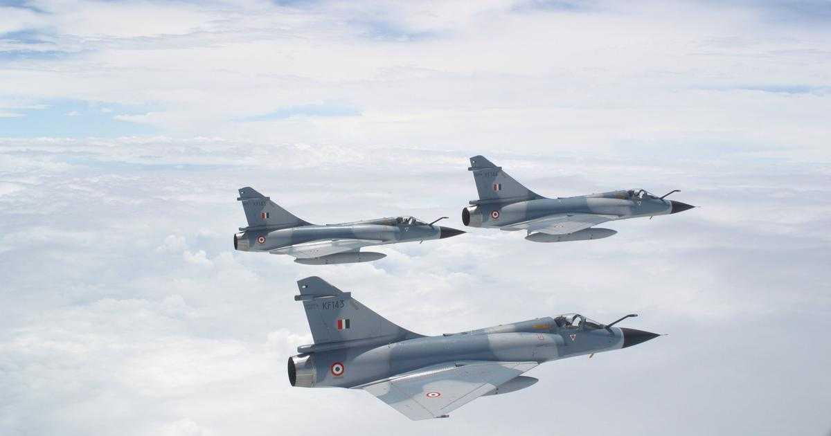 IAF jets strike Balkot
