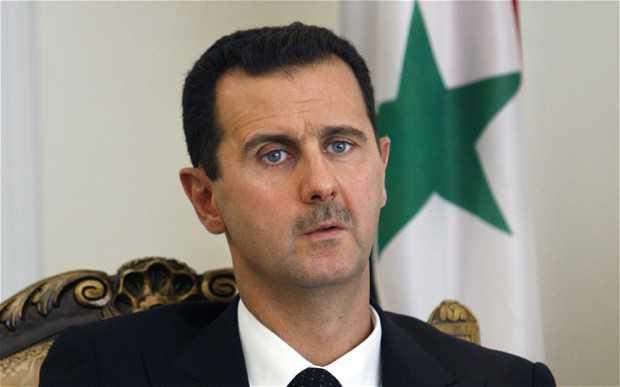 Bashar-al-Assad-fnbworld