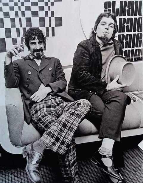 Beefheart and Zappa-fnbworld