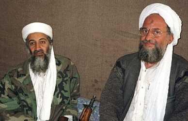 Bin Laden-Zawahiri- al qaeda-fnbworld