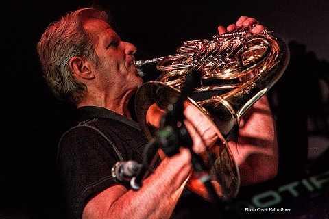 Robert Martin playing French horn-fnbworld